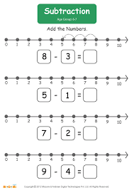 math subtraction worksheets column 3 digits 5 kelpies with