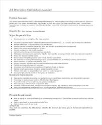 Example Of Job Description For Resume by Telemarketing Job Description 10 Assembler Job Description For