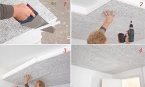 pitturare soffitto come isolare il soffitto della cantina o garage bricoportale