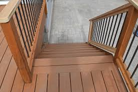 Composite Patio Pavers by Composite Decking Material Installation Near Yelm Ajb
