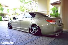 honda accord 2011 custom on another level stancenation form function