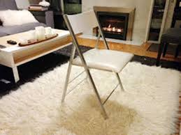 the different types and uses of soft folding chairs myhappyhub