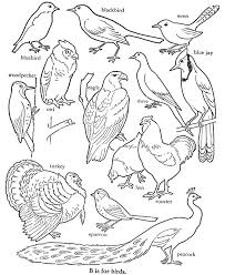 alphabet coloring pages be for animal words alphabet coloring