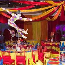 circus themed christmas party amazing christmas parties in