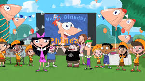 phineas and ferb phineas u0027 birthday clip o rama phineas and ferb wiki fandom
