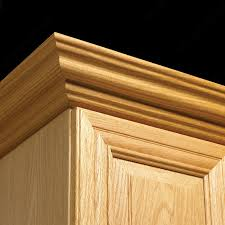 top cabinet molding on cabinet molding half round corner and crown