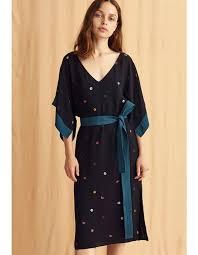 stine goya josephine black bakst dress stine goya