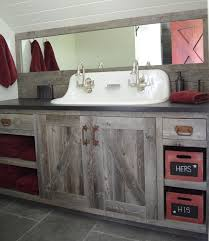 Barn Board Bathroom Vanity Category Classic Design Home Bunch U2013 Interior Design Ideas
