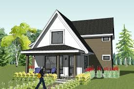 Small House Plans With Porch Awesome Simple Farmhouse Designs Image Of Small Country House