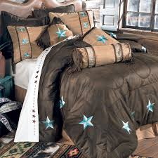 Bed Comforters Full Size Western Bedding Full Size Turquoise Laredo Bed Set Lone Star