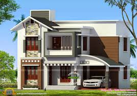 3d Duplex House Design Drawings 3 Bedroom Duplex House Design Plans India January 2015 Kerala Home