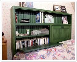 Bed With Bookshelf Headboard Fancy Full Size Bookshelf Headboard 76 In Vintage Headboards With