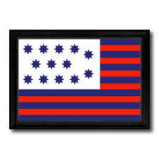 North Carolina Flag History Guilford Courthouse North Carolina Revolutionary War Military Flag
