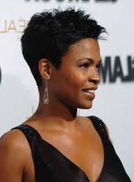 short pixie hairstyles for black women short edgy hairstyles for