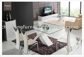 Modern Dining Set Design Ultra Modern Dining Room Sets Mannycartoon Intended For Ultra