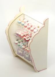 halloween cupcake display cupcake display case kit stewart dollhouse creations