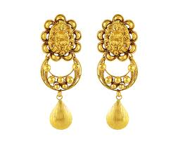 gold earrings online buy orra chandbali gold earring for women online best earrings