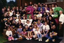 Tina Barney Wiki Fandom Powered by Image Barney U0026 Friends Season 1 Cast U0026 Crew Jpeg Barney Wiki