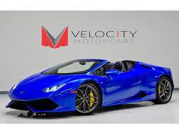 Lamborghini Huracan Lp 610 4 - 2016 lamborghini huracan lp 610 4 spyder for sale in nashville tn