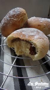 recette de cuisine au four recette beignets facile au four fourrés nutella les gralettes
