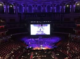 Royal Albert Hall Floor Plan View From Rausing Circle Block T Picture Of Royal Albert Hall