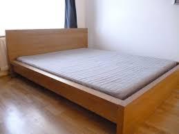 Ikea King Bed Frame Ikea Malm Style Bed Frame Vine Dine King Bed Ikea Malm