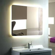 wall mounted hardwired lighted makeup mirror lighted vanity wall mirror led lighted makeup mirror wall mounted