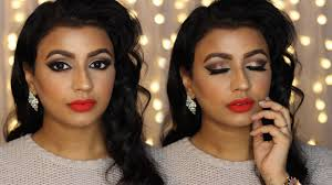 Get The Rimmel Look Meme - classic christmas makeup tutorial urban decay gwen stefani