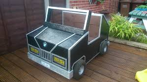 Diy Build Toy Chest by How To Build Your Own Children U0027s Garden Car Storage Box Out Of