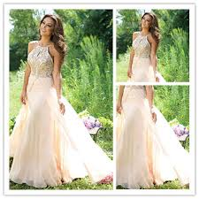 aliexpress com buy long beautiful prom dresses large size 2015
