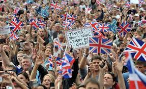 olympic parade boris praises team gb for inspiring a generation