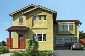 yellow exterior paint artistic color decor photo and yellow