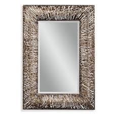Rhinestone Wall Mirror Buy Decorative Wall Mirrors From Bed Bath U0026 Beyond