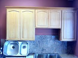 how to darken white cabinets maple vs oak cherry and birch cabinets