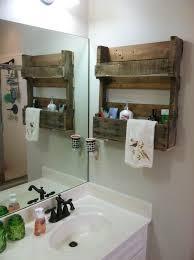 best 25 pallet shelf bathroom ideas on pinterest pallett