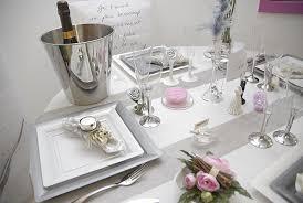 chemin de table mariage 10 idées de chemin de table mariage pour une table orginale