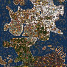Map Westeros Heroes Of Might And Magic The Restoration Of Westeros Sci Fi