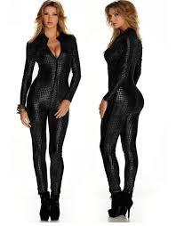 leather jumpsuit 2018 wholesale jumpsuit for vinyl leather jumpsuit 2015