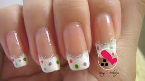 35 girly nail designs girly french manicure designs nail