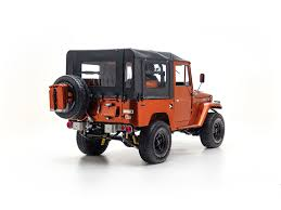land cruiser africa cool in copper toyota land cruiser restomod iol motoring
