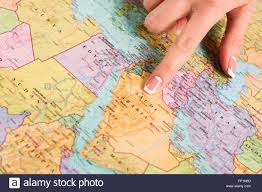 saudi arabia world map saudi arabia on world map s finger pointing at map