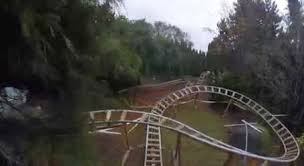 why roller coaster loops are not perfect circles digg