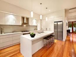 new kitchens ideas new kitchen design ideas 22 warm modern island using hardwood