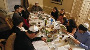 how is passover celebrated today reference