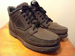 s rockport xcs boots s rockport xcs waterproof hiking trail boots brown leather