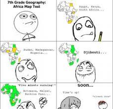africa map test africa map test by ganztarr meme center