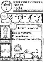 spanish reading guided reading passages level 1 free