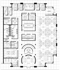 Floor Plan Of Office Building Modern Floorplans Volume 1 Office Spaces Fabled Environments