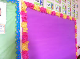 tissue paper borders for the classroom pinterest tissue