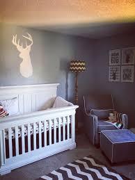 Deer Nursery Decor Bedroom Decoration Baby Boy Nursery Deer Theme Baby Boy Nursery